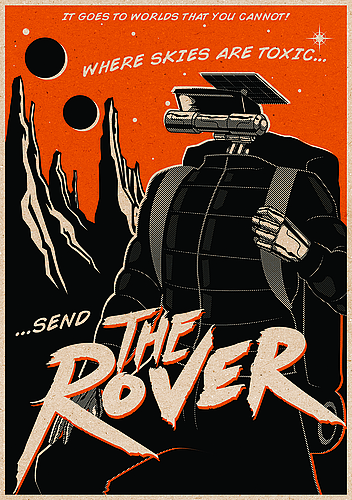 Send the Rover